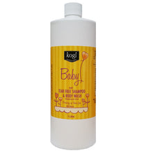 Load image into Gallery viewer, Baby Foaming Shampoo & Body Wash Refill   1 lt.