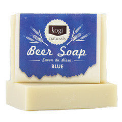 Blue Beer Soap