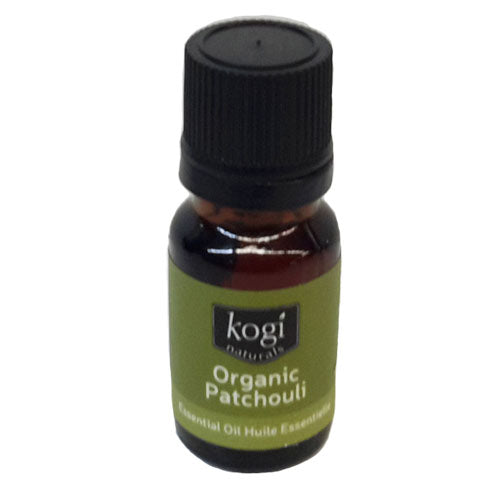 Organic Patchouli Essential Oil
