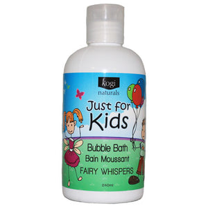 Just for Kids Bubble Bath - Fairy Whispers  240ml