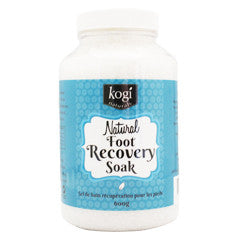Foot Recovery Soaking Salts   600g