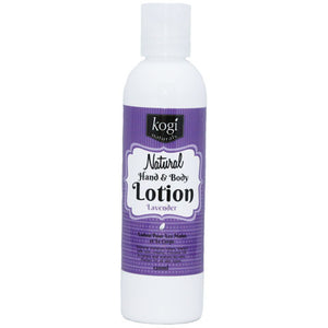 Lavender Hand & Body Lotion   120ml