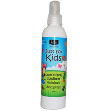 Load image into Gallery viewer, Just for Kids Detangler and Leave in Spray Conditioner   240ml