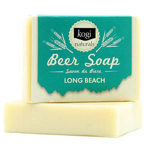 Long Beach Beer Soap
