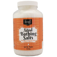 Mango Bathing Salts   600g