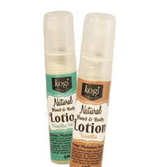 Mini Vanilla & Vanilla Mint Lotion 4ml