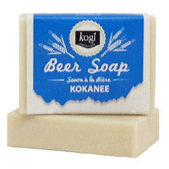 Kokanee Beer Soap
