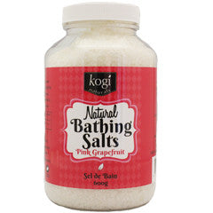 Bathing Salts - Pink Grapefruit   600g