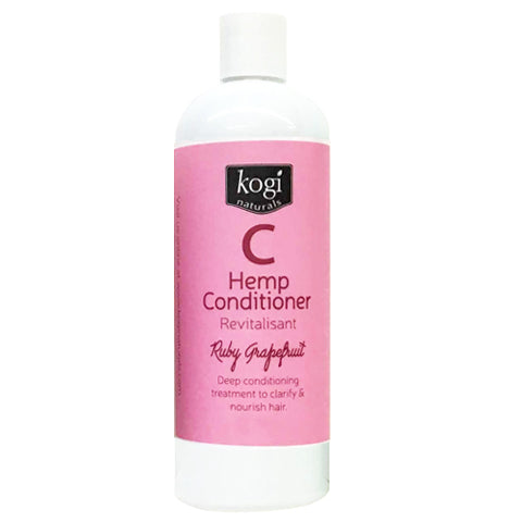 Ruby Grapefruit Hemp Conditioner   475ml