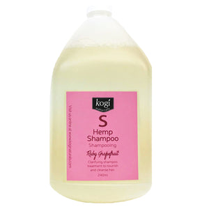 Bulk Ruby Grapefruit Hemp Shampoo   4L
