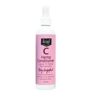 Ruby Grapefruit Hemp Leave In Spray Conditioner 240ml
