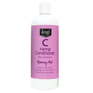Rosemary Mint Hemp Conditioner   475ml