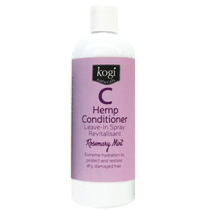 Rosemary Mint Hemp Leave In Spray Conditioner Refill 475ml