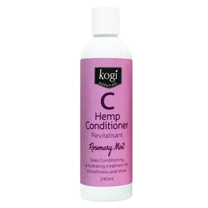 Rosemary Mint Hemp Conditioner   240ml