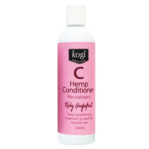 Ruby Grapefruit Hemp Conditioner   240ml