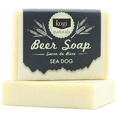 Beer Soap - Sea Dog