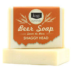 Beer Soap - Shaggy Head