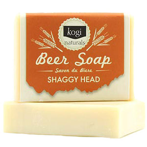 Shaggy Head Beer Soap