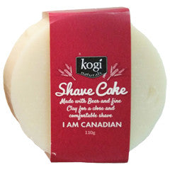 I Am Canadian Shave Cake - Refill Bar