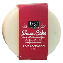 Load image into Gallery viewer, I Am Canadian Shave Cake - Refill Bar