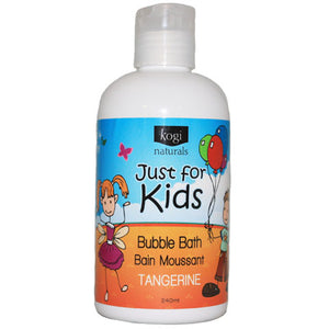 Just for Kids Bubble Bath - Tangerine   240ml