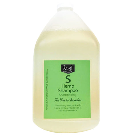 Bulk Tea Tree & Lavender Hemp Shampoo   4L