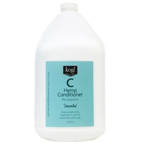 Bulk Unscented Hemp Conditioner   4L