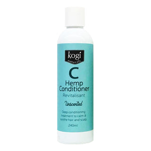 Unscented Hemp Conditioner   240ml
