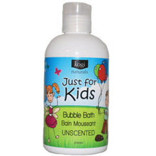 Load image into Gallery viewer, Just for Kids Bubble Bath - Unscented   240ml