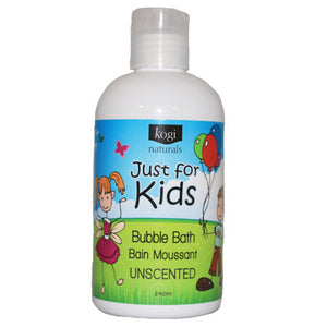 Just for Kids Bubble Bath - Unscented   240ml