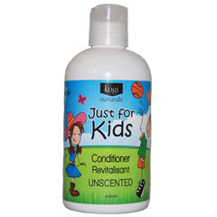Just for Kids Conditioner - Unscented  240ml