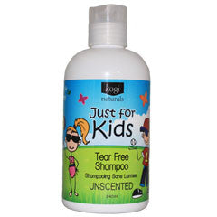 Just for Kids Tear Free Shampoo - Unscented   240ml
