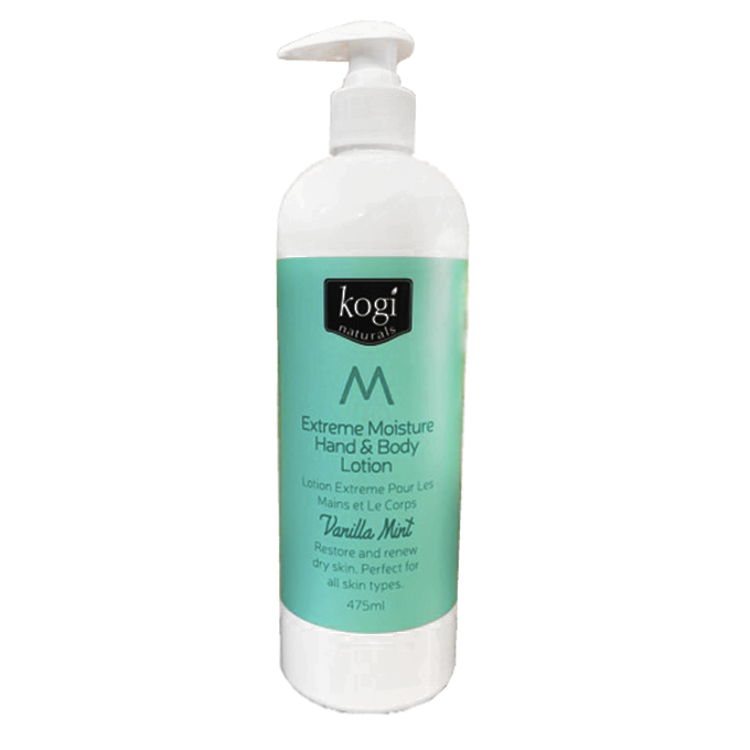 Vanilla Mint Hand & Body Lotion 475ml