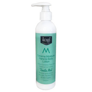 Vanilla Mint Hand & Body Lotion   240ml