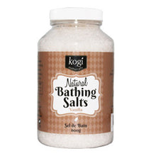 Load image into Gallery viewer, Vanilla Bathing Salts   600g