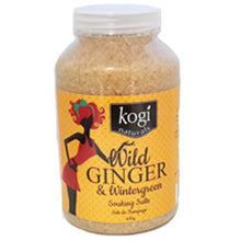 Load image into Gallery viewer, Bathing Salts - Wild Ginger & Wintergreen Salts   600g
