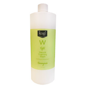 Lemongrass Eucalyptus Foaming Wash Refill  1 LT.
