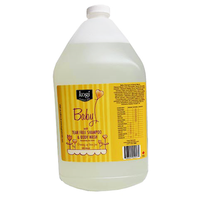 Baby Foaming Shampoo & Body Wash 4L
