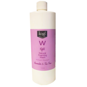 Lavender & Tea Tree Foaming Wash Refill  1 LT.