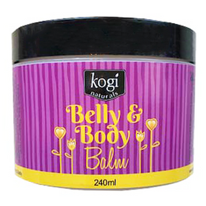 Belly & Body Balm  240ml Helps Prevent Stretch Marks