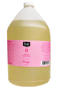 Bulk Pink Sugar Bubble Bath 4L