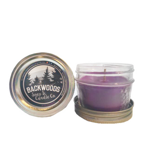 Black Raspberry Mini Mason