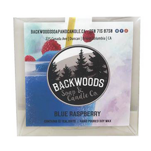 Blue Raspberry Tealights
