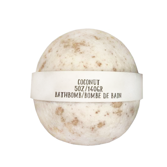 Coconut Bathbomb