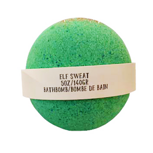 Elf Sweat Bathbomb