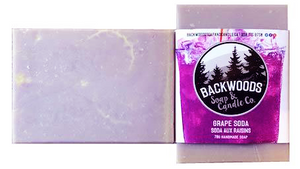 Grape Soda Soap