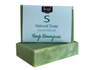 Natural Soap - Hemp Lemongrass