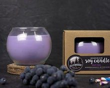 Load image into Gallery viewer, Grape Soda Globe