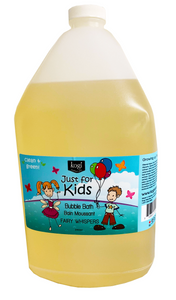 Bulk Just for Kids Fairy Whispers Bubble Bath 4L