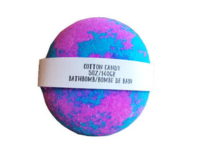 Cotton Candy Bathbomb